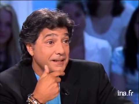 Frédéric François portrait - Archive INA