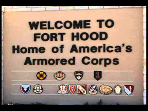 Fort Hood Texas shooting police scanner April 2 2014