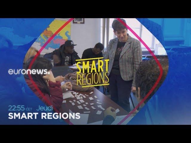 Smart Regions | Euronews program's promo
