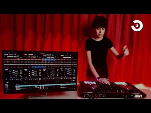 Federico Gardenghi Mixing with Algoriddim djay software Mp3