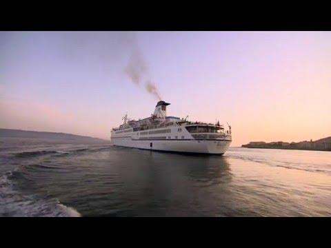 Die MS Berlin erstrahlt nach Ihrem Werftaufenthalt im Winter 2013/2014 in neuem Glanz  - FTI Cruises