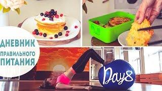 ДНЕВНИК ПРАВИЛЬНОГО ПИТАНИЯ| ПП МЕНЮ НА ДЕНЬ| What I eat in a day?