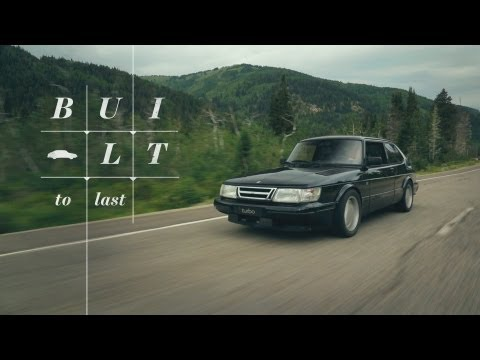 This Saab 900 Was Built to Last
