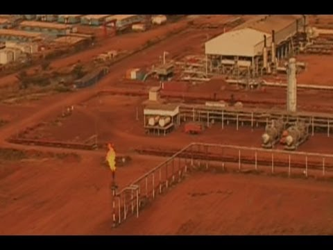 Border dispute chokes South Sudan's oilfields