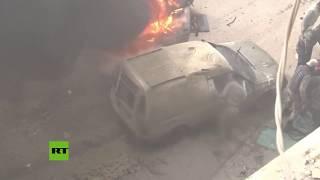 Siria: la explosión de un coche bomba deja heridos en el centro de Afrín