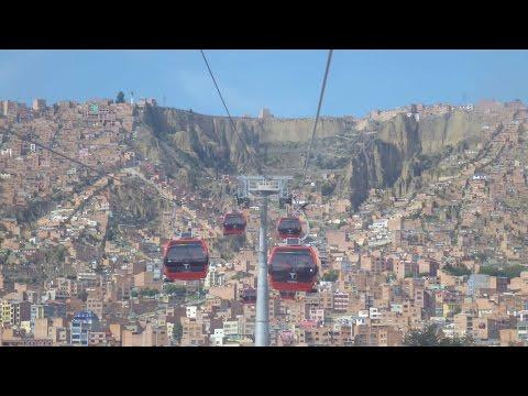 Dicas La Paz Bolívia