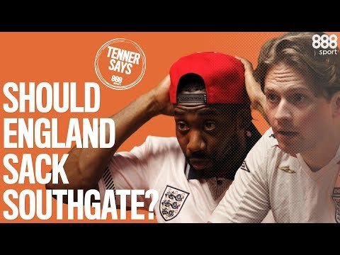 England won't win Euro 2020 with Southgate in charge!  | A Tenner Says