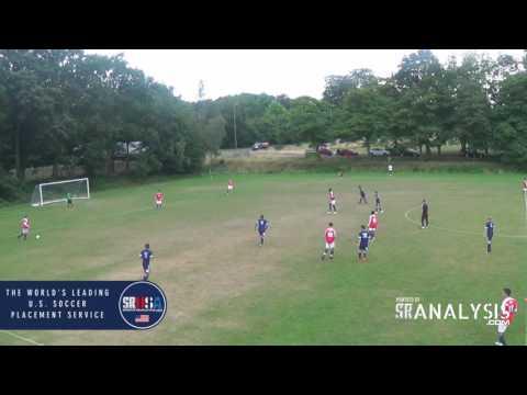 SRUSA Men's XI vs Aldershot Town - August 2016