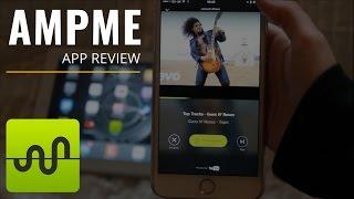 AmpMe app review! Be the speakers... screenshot 4