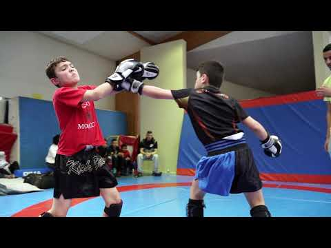 Ladjal Boxing Club ( Inter Club Enfants )