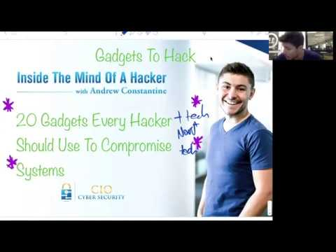 20 Gadgets Hackers Use | Inside The Mind Of A Hacker with Andrew Constantine 07