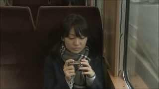 2009年劇場公開された「銀色の雨」に出演していた大島優子のシーンを中...