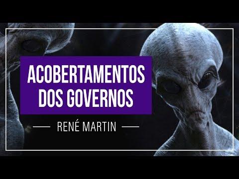 ACOBERTAMENTOS e UFOLOGIA – Entrevista COMPLETA com RENÉ MARTIN