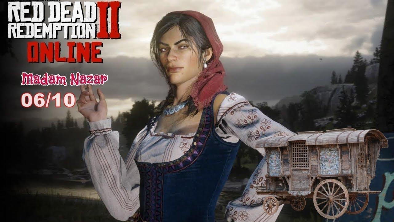 Online Madame