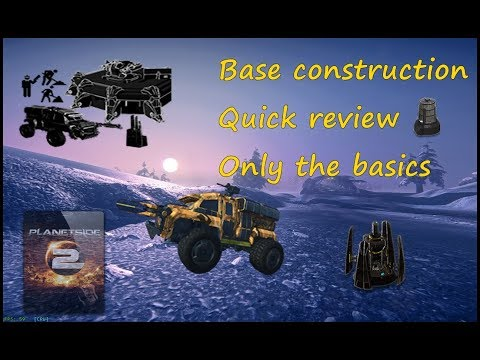 Base construction quick review only the basics