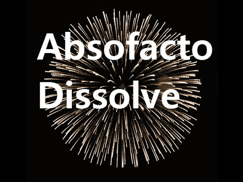 Absofacto - Dissolve (Lyrics)