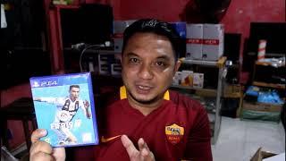 UNBOXING FIFA19 PS4 Harganya Muahaall :D