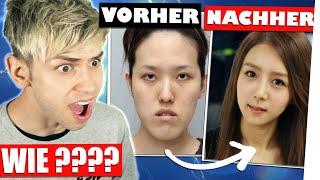 Koreanische Schönheits-Ops! ICH RASTE AUS!! (Reaktion) | Kostas Kind