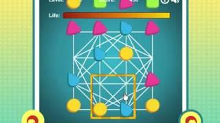 Squares Solitaire Пасьянс квадратов бесплатные игры онлайн