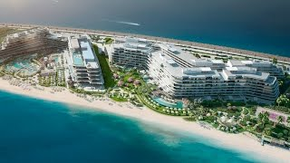 The Alef Residences in Palm Jumeirah