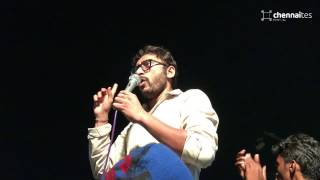 RJ Balaji Historic Speech at Marina...! #StudentPower | Jallikattu Protest