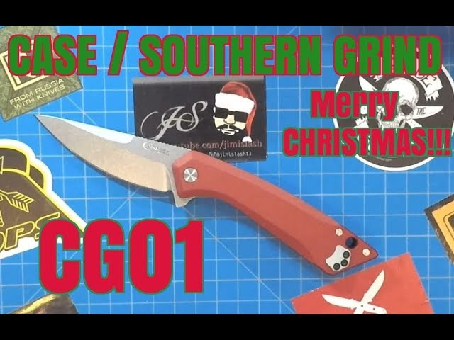 CASE / SOUTHERN GRIND CG01 REVIEW: A Collab To Remember!!!