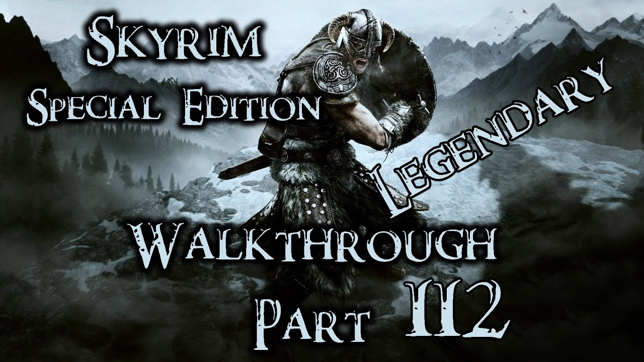 Images of Skyrim Legendary Edition Vs Special Edition