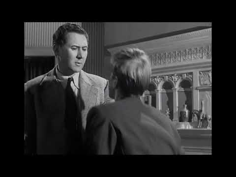 Serious Charge (1959) - Larry Thompson is 'interfered' with