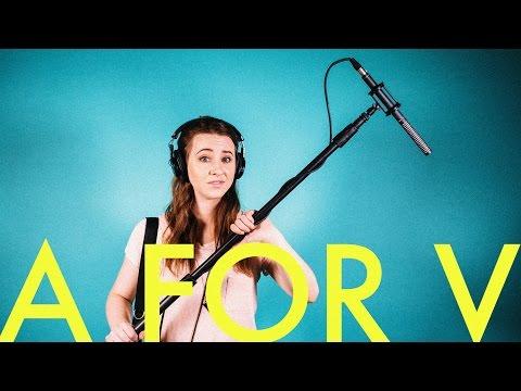 Audio For Video - Lav & Shotgun Mics, Boompoles, External Recorders