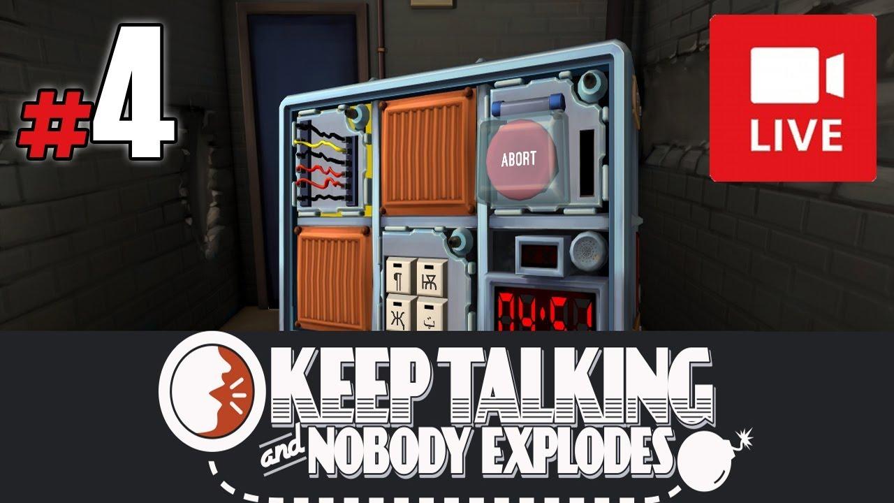 "[Archiwum] Live – Keep Talking and Nobody Explodes z Torgusem! (2) – [2/2] – ""Kondensator i Q&A"""