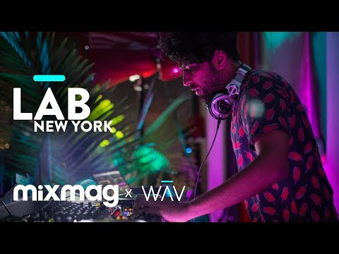 ATISH in The Lab NYC