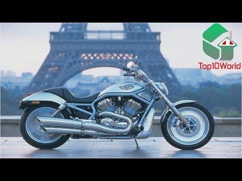 10 Best Harley Davidson Motorcycles of All Time