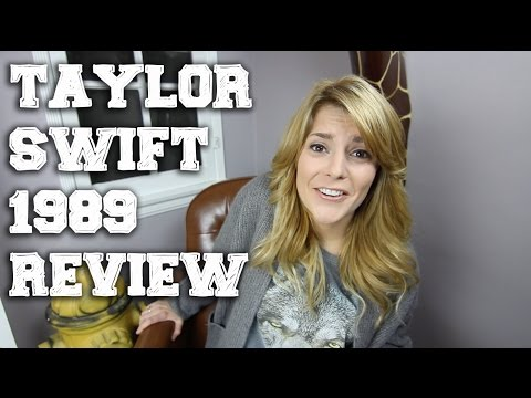 TAYLOR SWIFT'S 1989 (REVIEW) // Grace Helbig