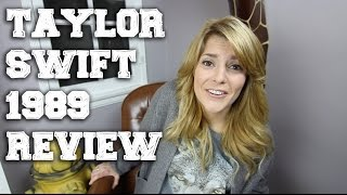 TAYLOR SWIFT'S 1989 (REVIEW) // Grace Helbig Thumbnail