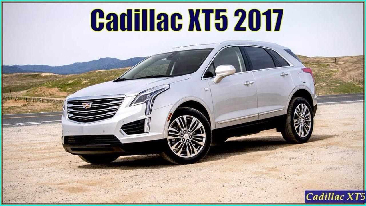 Cadillac Xt5 2017 Premium Luxury Suv Interior Exterior Review