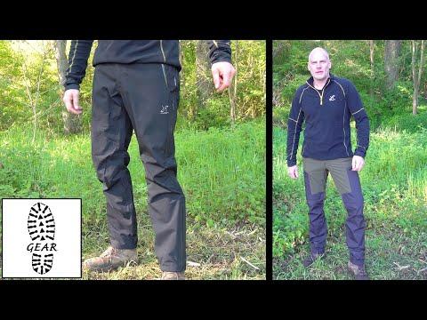 Outdoor-Hosen und Midlayer-Fleece von RevolutionRace