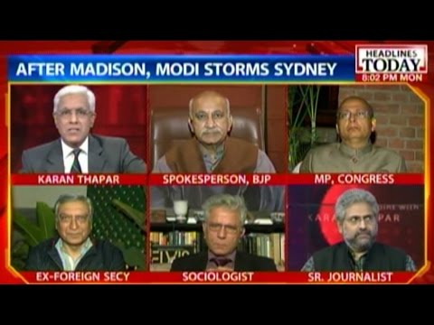 To The Point - To The Point: After Madison, Modi enthralls Sydney (Part 1)