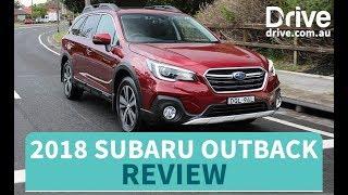2018 Subaru Outback Review | Drive.com.au