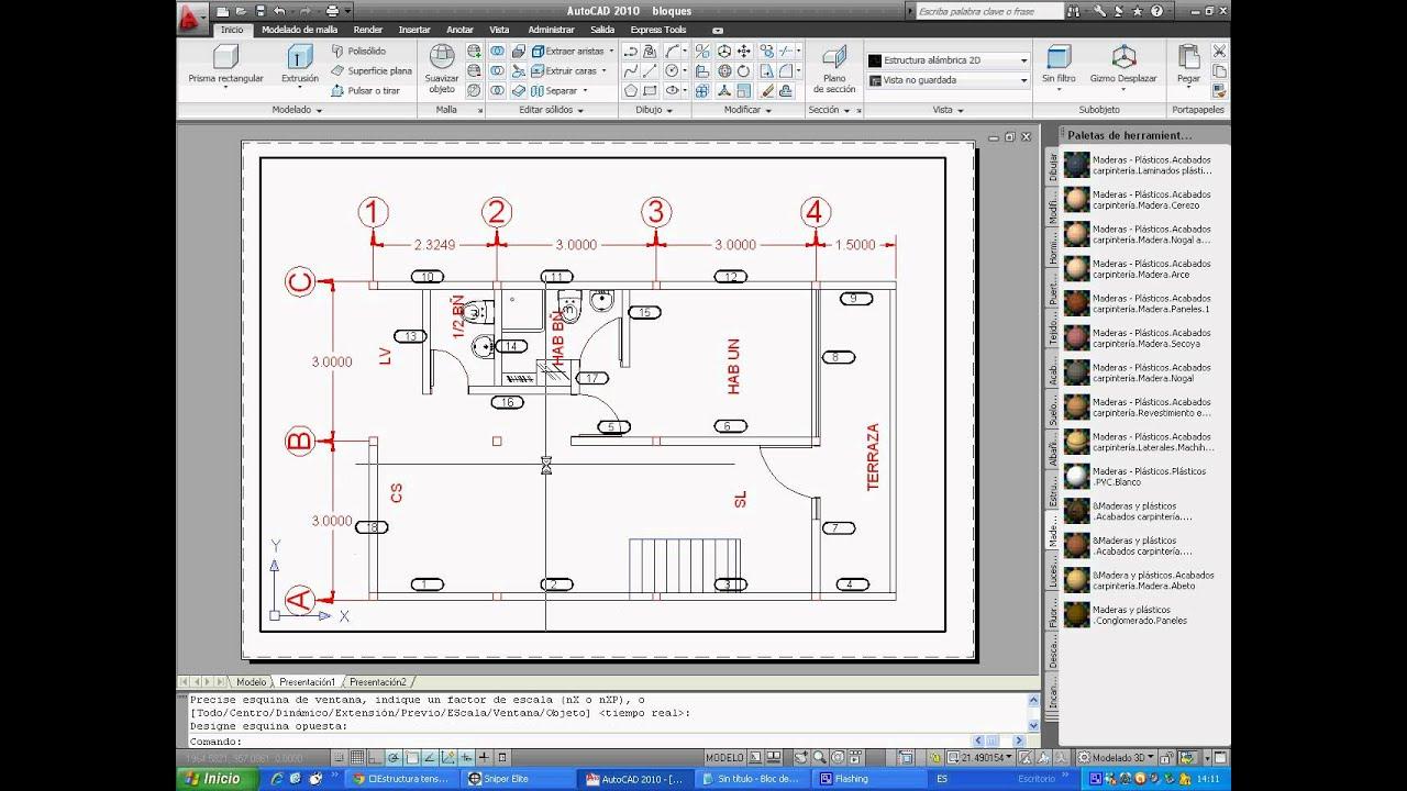 Como crear un archivo pdf desde autocad 2010 youtube for Como leer planos arquitectonicos pdf