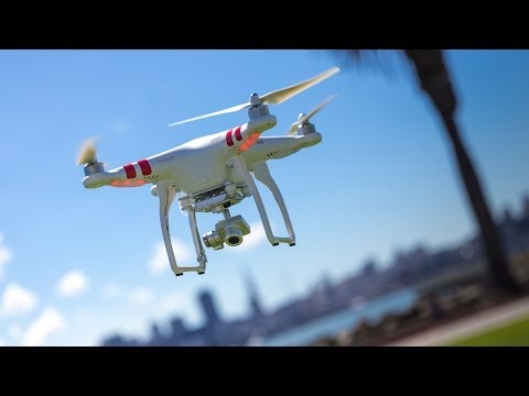 Tested: DJI Phantom 2 Vision+ Quadcopter Drone