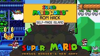 Super Mario vs. Bowser's New Army (Demo)   スーパーマリオワールド