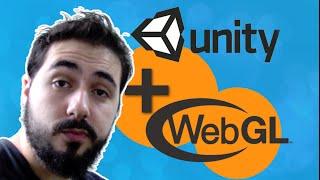Unity Web Player rodando com WebGL SEM PLUGINS! by Diolinux