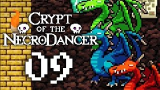 Necrodancer | #09 | DREI DRACHEN?! SCHON KLAR... ♦ Let