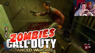"ADVANCED WARFARE ZOMBIES (PC) ""PLAYING WITH RANDOMS!"" w/TBNRkenWorth and TBNRfrags"