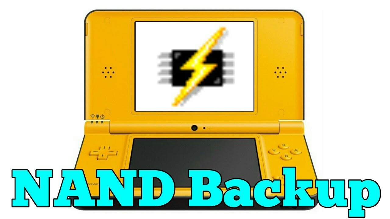 Nintendo DSi: NAND Backup erstellen (ohne DSiWare) [Deutsch|HD]