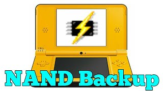 DSi NAND Backup! Simple Tutorial!