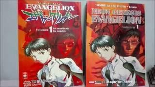 Gambar cover Review-comparativa Neon Genesis Evangelion vol 1 Panini vs Vid