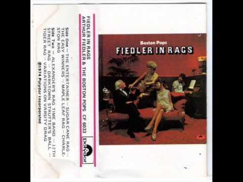 Maple Leaf Rag - Arthur Fiedler and the Boston Pops