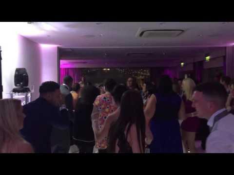 LED Starlit Floor Dancing, Wolverhampton, Wedding DJ