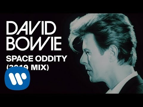 50th anniversary of David Bowie's Space Oddity commemorated with new music video